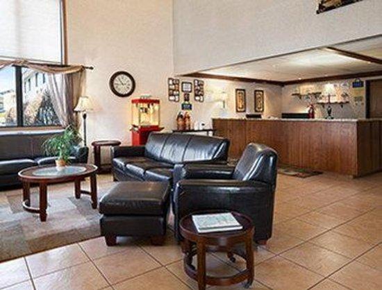 Days Inn Coeur d'Alene: Lobby
