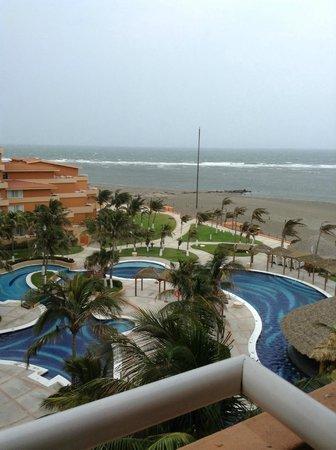 Fiesta Americana Veracruz : Vista desde la habitación 636