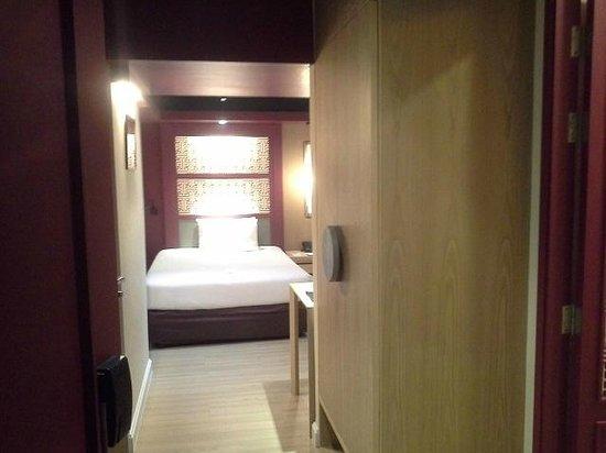 Centra Central Station Hotel Bangkok: ห้องพัก