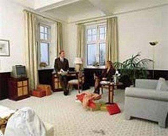 Hotel Kieler Yacht Club: guest room