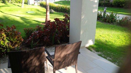 Memories Splash Punta Cana: Patio area