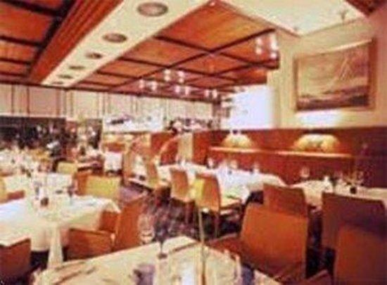 Hotel Kieler Yacht Club: restaurant