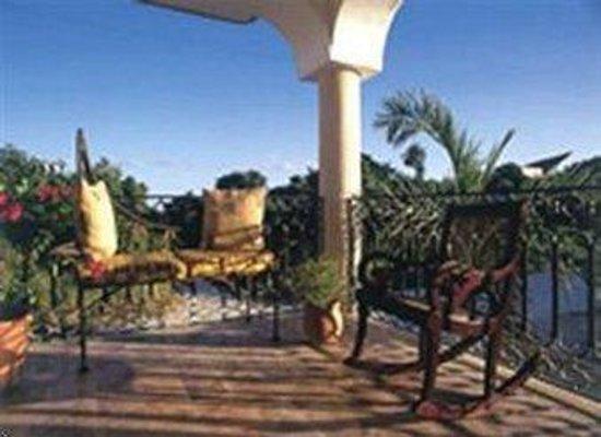 Hotel Banana: Balcony