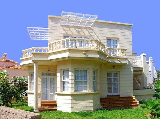 Adonis Hotel Villas Fanabe: Exterior