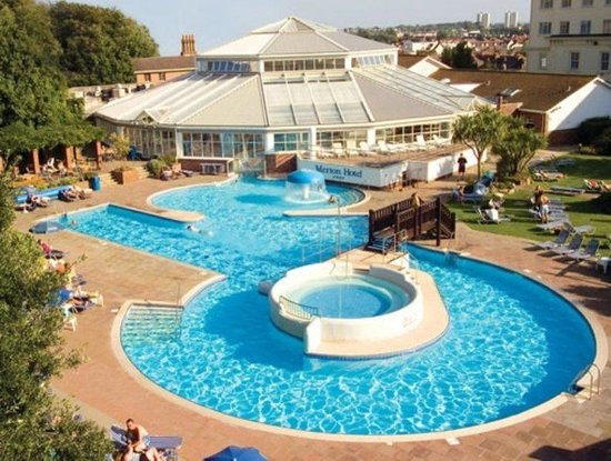 Merton Hotel: Merton Aquadome Outdoor View