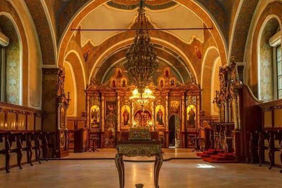 Saborna crkva: Interior
