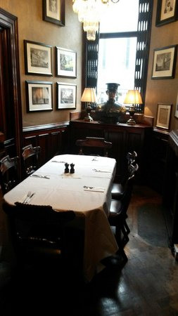 The Bank on College Green: Private room