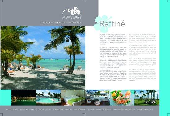 La Cocoteraie: brochure