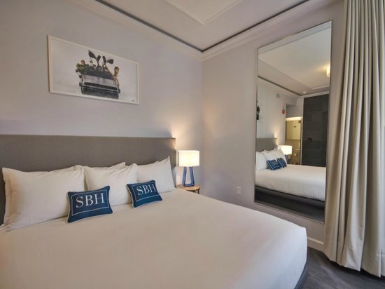 SBH South Beach Hotel: Standard King