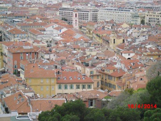 Blue Beach : Vieux Nice