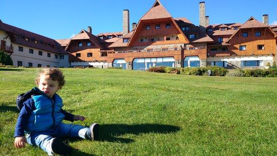 Llao Llao Hotel and Resort, Golf-Spa : Frente do hotel
