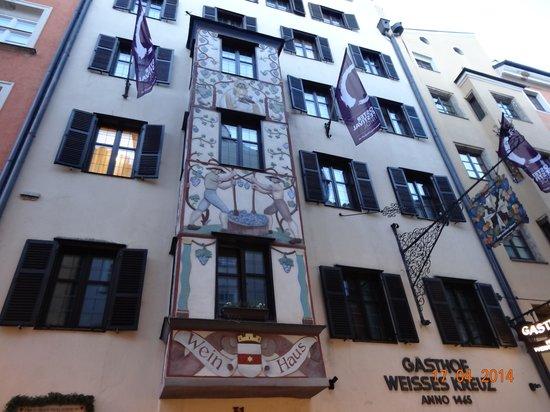 Hotel Weisses Kreuz : Weisses Kruez, Innsbruck