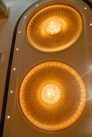 Emirates Palace : Kuppeln