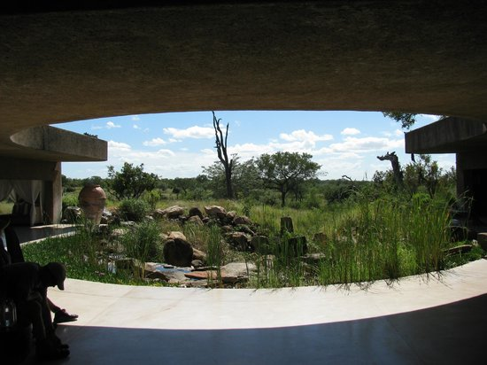 Sabi Sabi Earth Lodge : A never-ending view