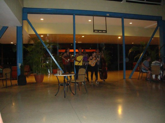 BelleVue Playa Caleta: Холл второго этажа