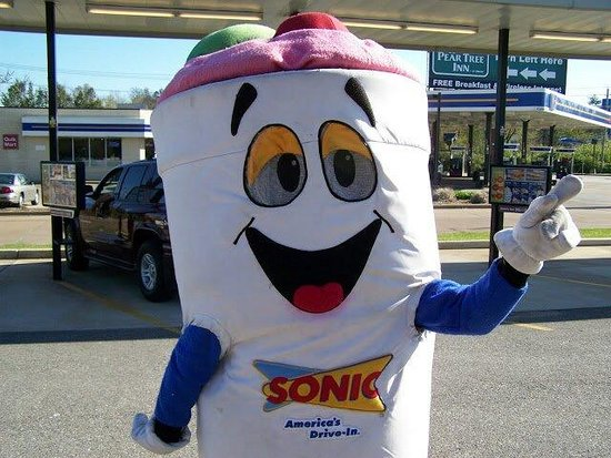 Sonic Drive-In : Hey