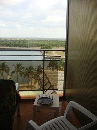 BelleVue Playa Caleta: Балкон