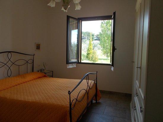 San Gregorio: Camera da letto