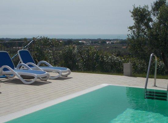 San Gregorio: Vista dalla piscina