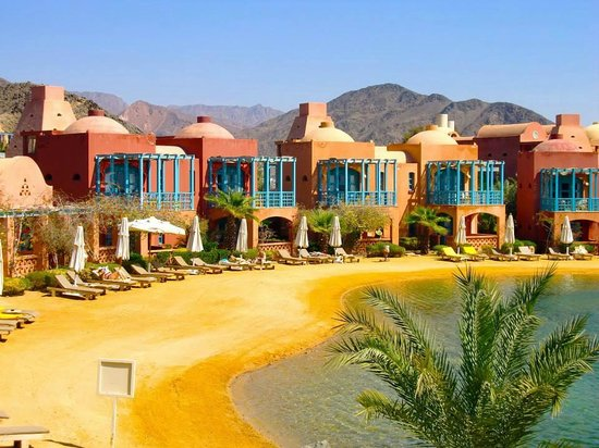 Miramar Resort Taba Heights: The rooms
