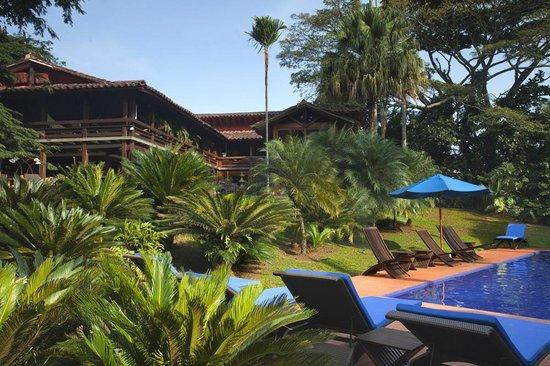 hotel boutique sazagua jardines