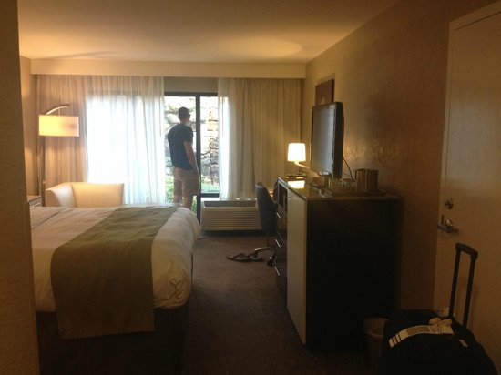 Radisson Resort Orlando-Celebration: room