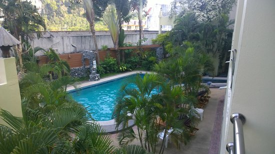 Sabai Mansion: Pool