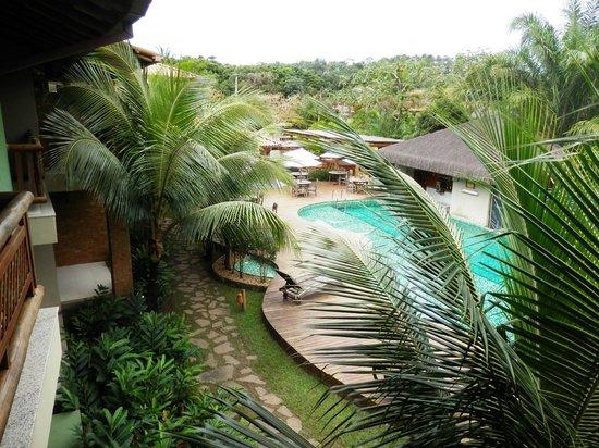 Terra Boa Hotel Boutique: VISTA DE UM DOS APTOS