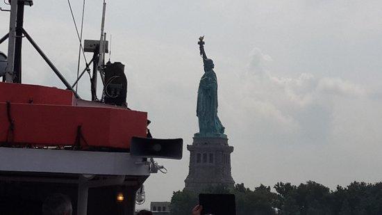 Statue de la liberté : the statue of liberty