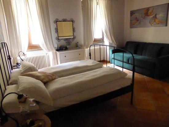 Palazzo Olivia: bedroom