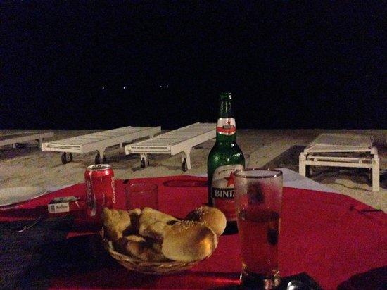 Danima Restaurant: cena sull'Oceano