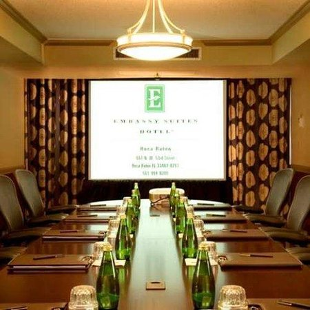 Embassy Suites by Hilton Boca Raton: Meeting Room