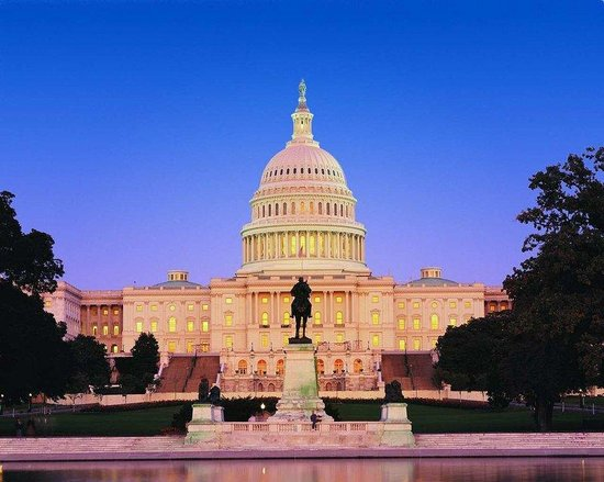 Embassy Suites by Hilton Washington-Convention Center: Capitol Building
