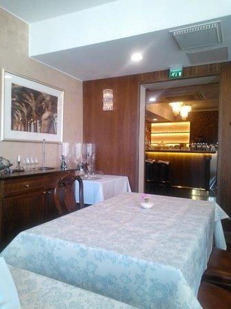 Hotel Yopuu: diningroom