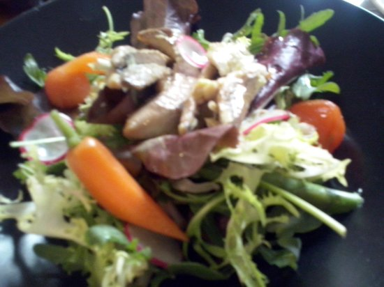 Barcelo Costa Vasca : Una ensaladita fresca