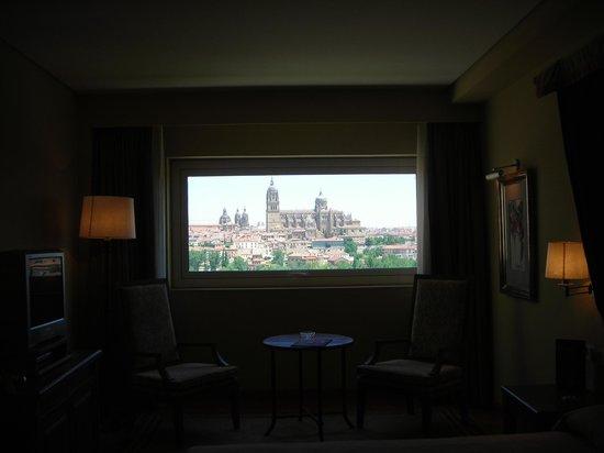 Parador de Salamanca: vistas espectaculares