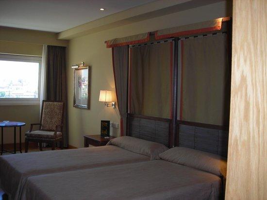 Parador de Salamanca: habitación 1