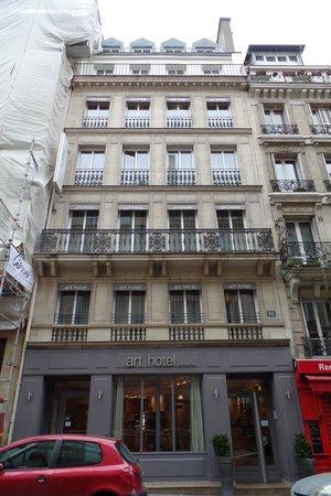 Art Hotel Lafayette: Art Hotel