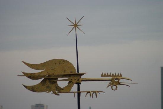 Tallinn Free Tour : Fantastic weathervanes