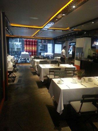 City By Molton Hotels : Sala colazione