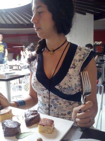 Barcelo Costa Vasca: Una buena carne del norte
