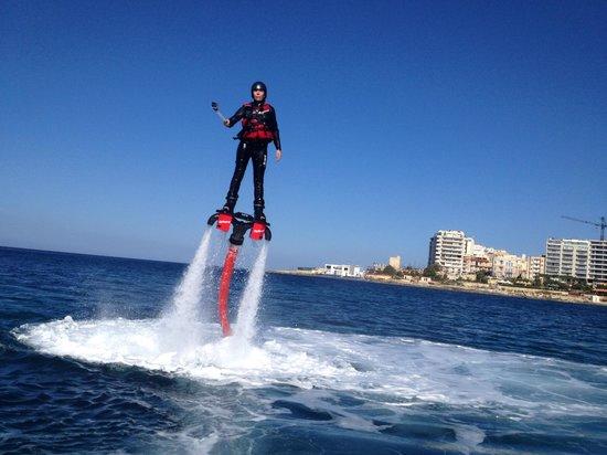 Flyboard Malta: fly board malta