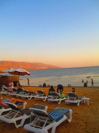 Holiday Inn Resort Dead Sea: Mar Morto