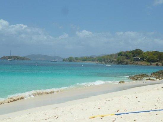 Honeymoon beach picture of honeymoon beach caneel bay for Honeymoon on the beach