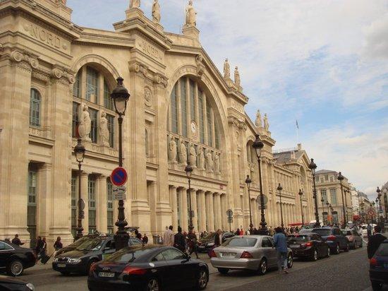 Gare du Nord : Gare -du Nord ,Paris