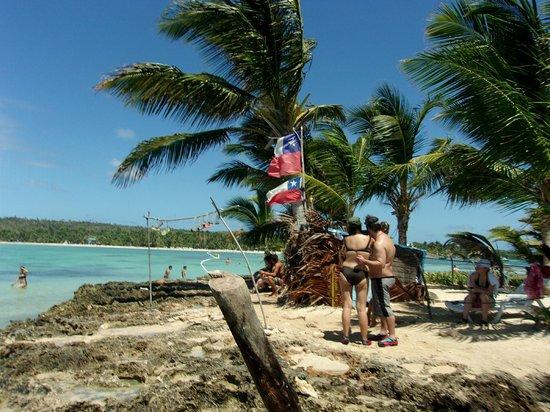 Cayo Rocoso: la isla