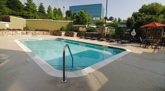 Hilton Garden Inn Atlanta NW/Wildwood: Pool & Whirlpool