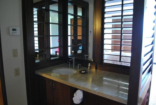 Royal Lahaina Resort : Bagno..