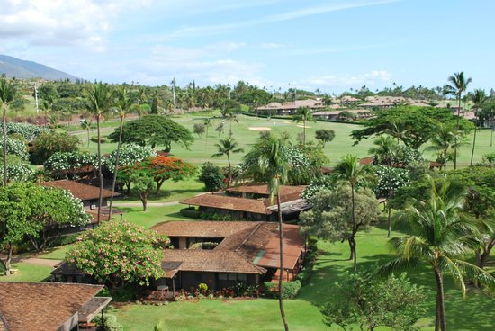 Royal Lahaina Resort : Golf..