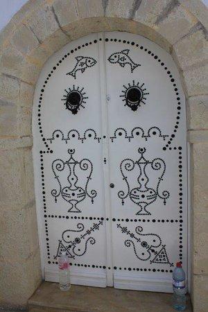 Medina of Hammamet : fachadas